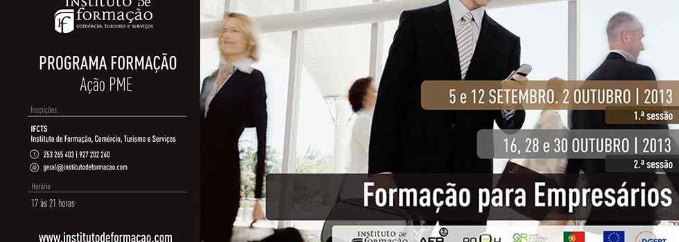Formação-Ação PME
